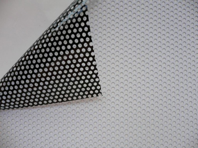 One Way Vision Film China Perforated Window Film